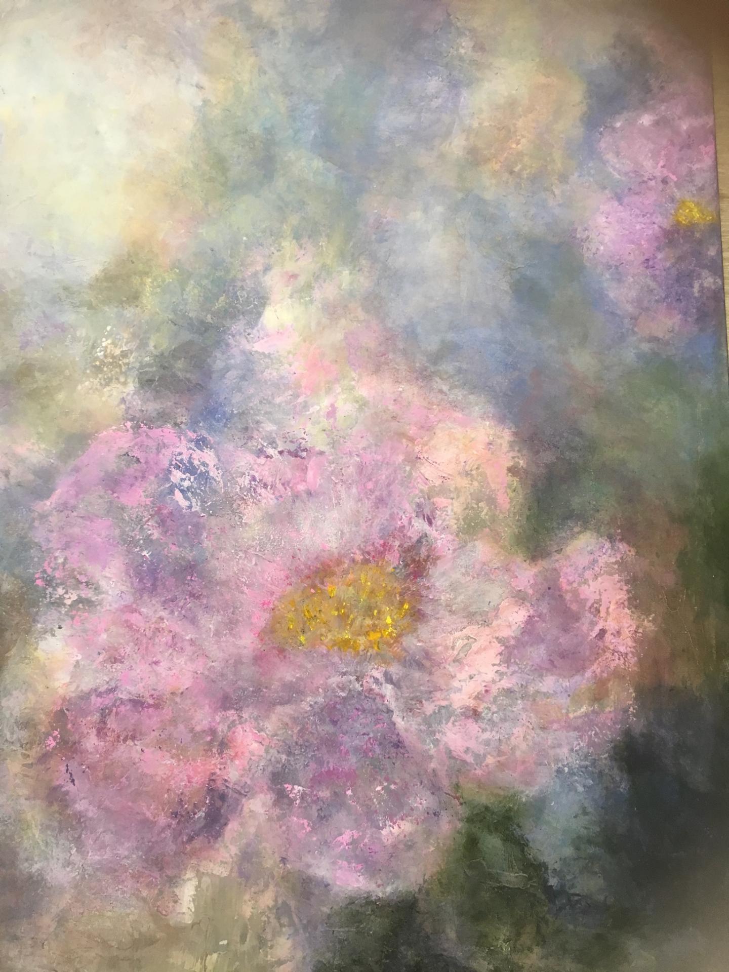 Floraison camaieu (Serie Fleurale)